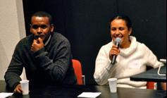 Lilyana und Addisu