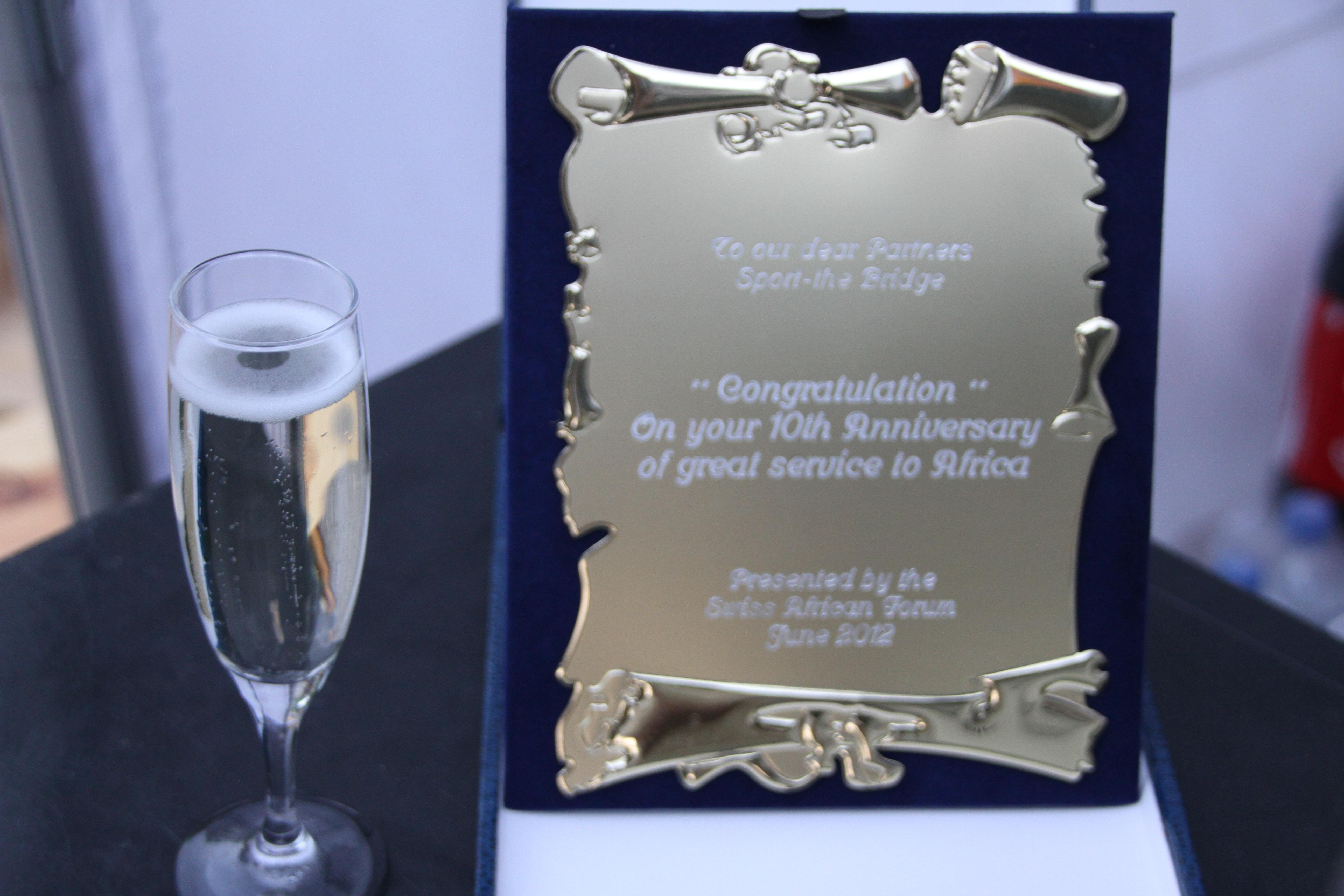 Jubiläum STB 2012