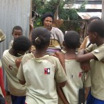 Children Visiting Community 2007