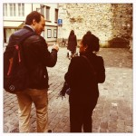 Sightseeing mit Thierry