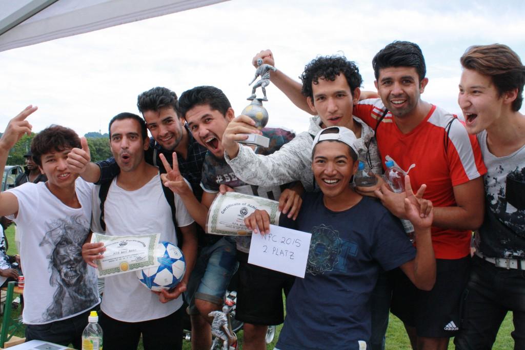 "Team ""Afghan Boys Bern"""