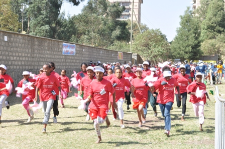 Gigathlon Ethiopia 2012