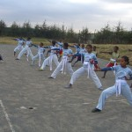 Karate Class 2007
